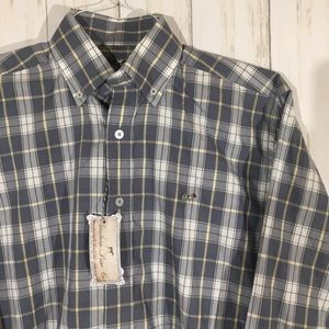 Southern Point Co.  button shirt size small
